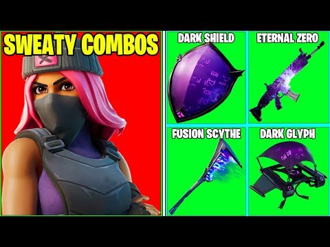 10 SWEATY COMBOS... BUT I FIND THEM IN ARENA SOLOS! (Fortnite Sweaty Combos!)