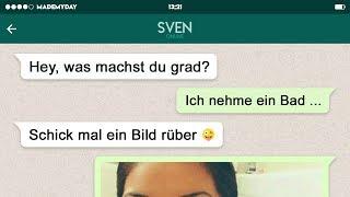 Die 8 Witzigesten WhatsApp Fails aller Zeiten!