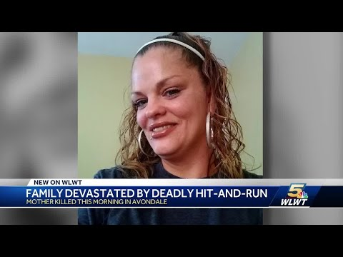 Family devastated after mother killed in hit-and-run