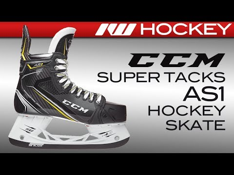 CCM Super Tacks AS1 Skate Review