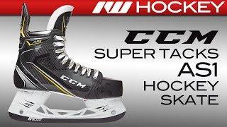 CCM Super Tacks AS1 Skate Review