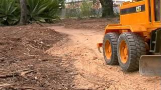 RC Cat Road Grader