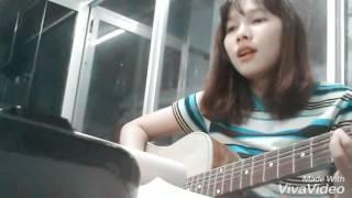 Guitar cover Làng quan họ quê tôi - tu trinh