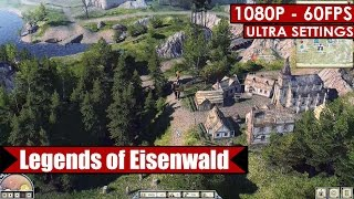 Legends of Eisenwald gameplay PC - HD [1080p/60fps]