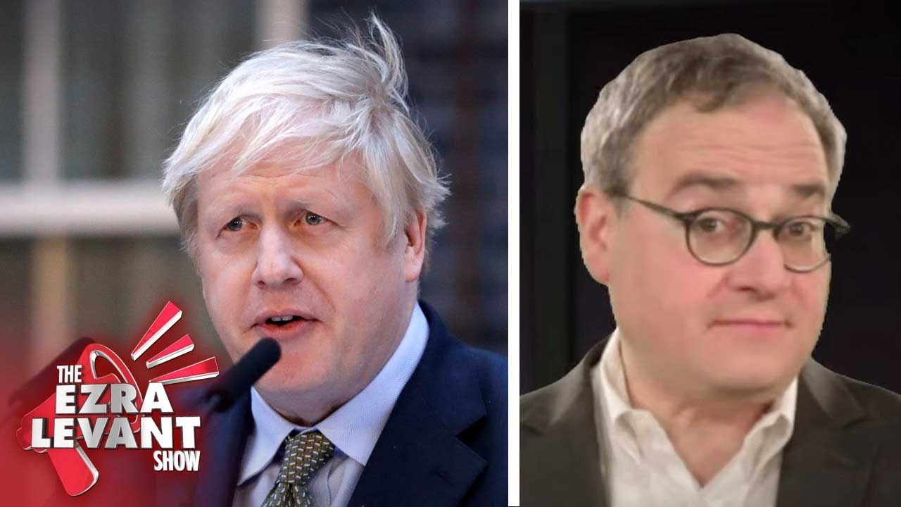 Boris Johnson's UK election win a rebuke of the insanity of the Labour Party | Ezra Levant