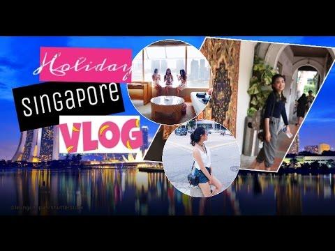 Evil escape singapore story✈️ [travel vlog]