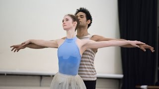 Mary Skeaping's Giselle in rehearsal | English National Ballet