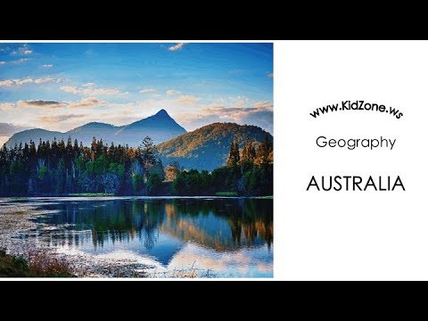 Geography: Australia Slideshow
