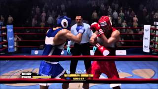 Fight Night Champion #1 Początek historii (Xbox 360)