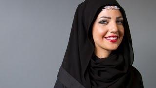 موديلات حجاب تليق مع عباءة رمضان