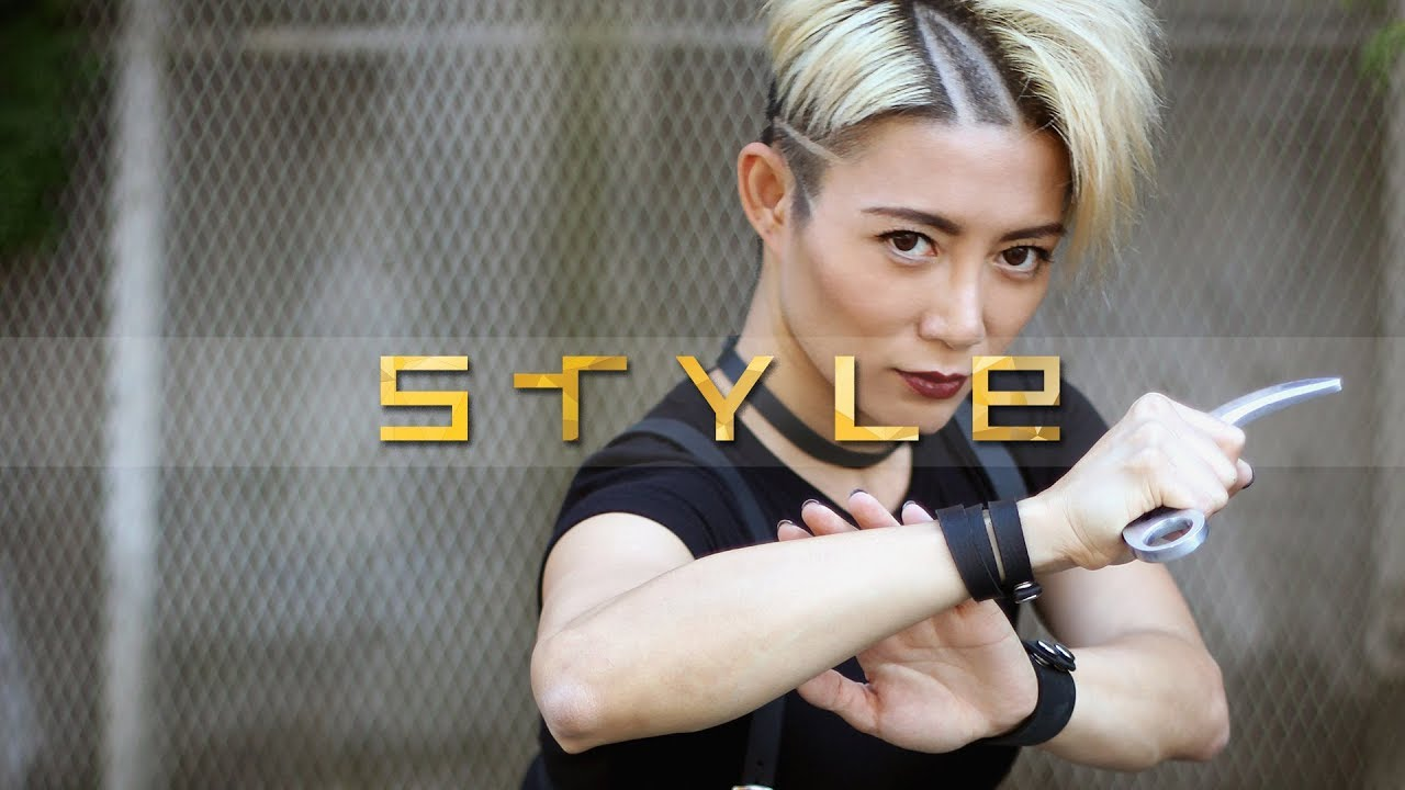 Download STYLE Interviews: the 'female Bruce Lee' and Wu Assassins star JuJu Chan