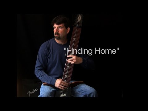 Finding Home - new song by Greg Howard on Chapman Stick