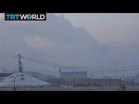 Mongolia Pollution: Capital Ulaanbaatar sees severe air pollution