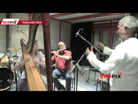 Maestro's Melody, Yuvan Shankar Raja &  Ilaiyaraaja composing Song  in Hungary -- Live[RED PIX]