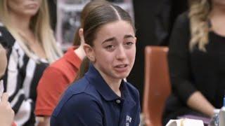 Gianina Apologises To Abby | Dance Moms | Season 8, Episode 3