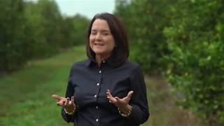 Florida Citrus Grower Profile - Lynn Shelfer