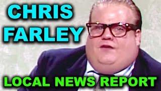 Chris Farley Death | Local News | 21 Dec 1997
