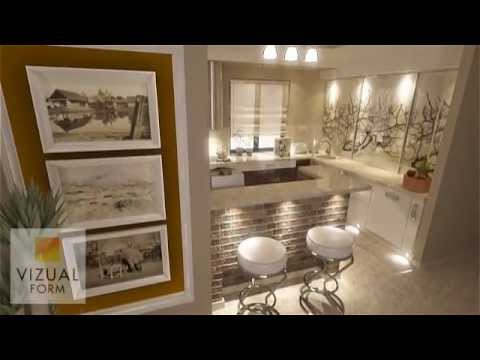 Kitchen design ideas open to living room Wystrój wnętrza domu ...