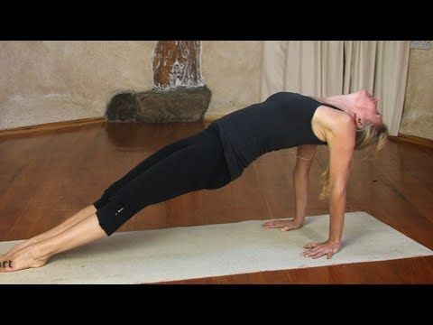 Purvottanasana Upward Plank Pose Yoga Youtube