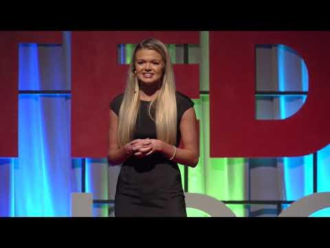 The Price of Opioid Addiction | Catelin Morris | TEDxUCO