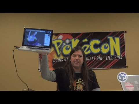 PokéCon 2015 - Tom Wayland on How He Creates Pokémon Voices
