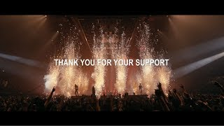 #bodyslamนับ1ถึง7 Thank you for your support (Aftermovie)