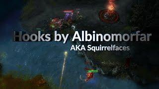 Hooks by Albinomorfar (AKA Squirrelface)