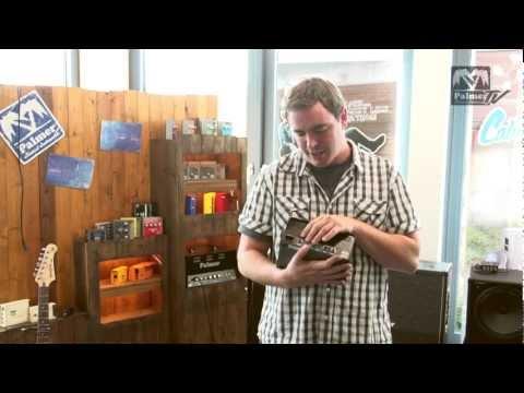 Palmer Eins - 1 Watt Mini Amp Tech Talk