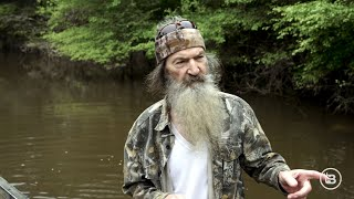 The Miracle That Nearly Sank Phil Robertson's Boat