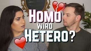 HOMO wird HETERO? TRANSGENDER Beziehung | Jolina Mennen