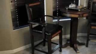 Bar Stool And Pub Table