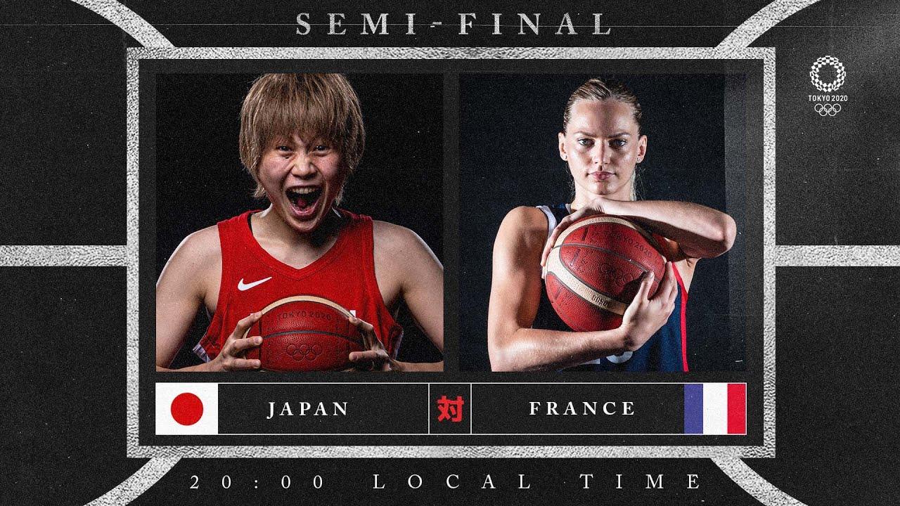 Japan v France - Watch along party