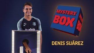 MYSTERY BOX | Denis Suárez