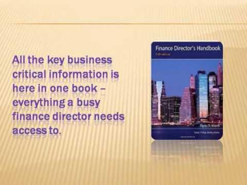Finance Director Job Describtion