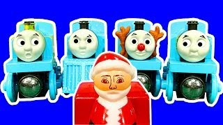 Thomas And Friends Adventures Of Thomas Santa's Little Engine Christmas Train Awesome Fan Prize