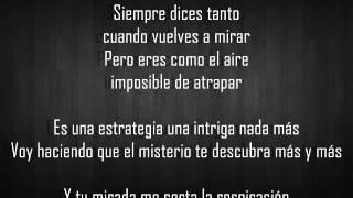 Reik - Tu Mirada  Letra - Lyrics