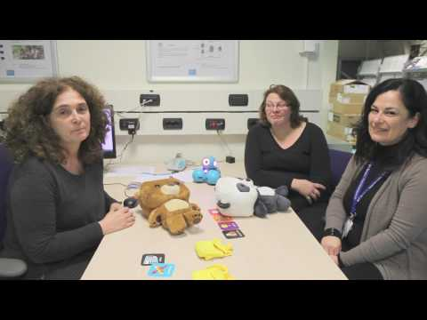 Women in Science Day 2017 - Rosanna, Monica & Stephane
