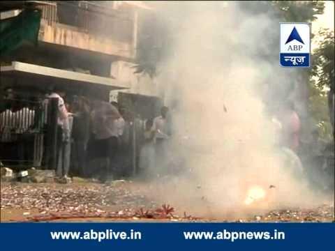 Celebration in Ahmedabad as Narendra Modi sworn in as next PM