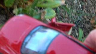 Volvo XC 90 crasht