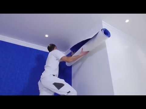 Как клеить 3D обои на флизелиновой основе: инструкция Arte