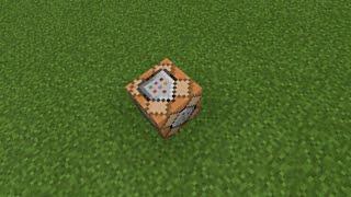 Cómo obtener el bloque de comandos en minecraft pe