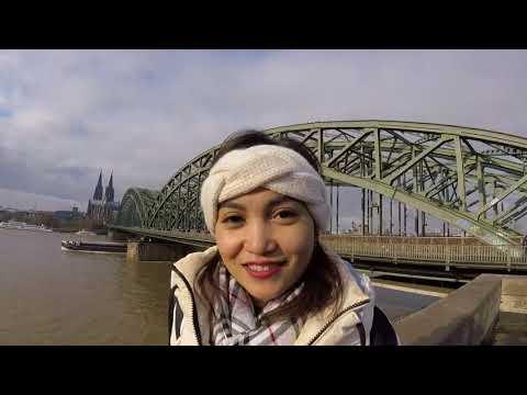 Köln, Germany: travel journey of a vlogger wannabe