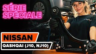 Comment changer Tirette à câble frein de stationnement VW KARMANN GHIA - vidéo manuel pas à pas