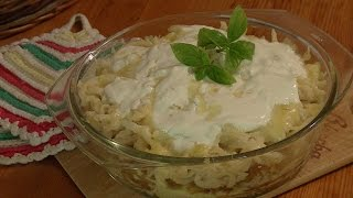 Cheese Spaetzle German Everyday Cooking Video Recipe Littlegasthaus