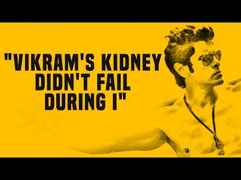 "Thumbnail: ""Vikram's kidney didn't fail during I"" 