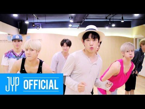 "GOT7 ""Just Right(딱 좋아)"" Dance Practice #2 (Just Crazy Boyfriend Ver.)"