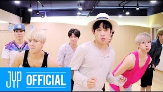 Got7 Quot Just Right 딱 좋아 Quot Dance Practice 2 Just Crazy Boyfriend Ver