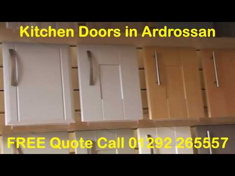 Kitchen Doors in Ardrossan - Call 01292 265557 for FREE Estimate.