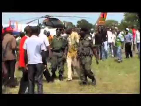 MUVI TV MONGU UPND ATTACKED