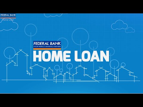 How To Apply For A Federal Bank Home Loan On Bankbazaar Com Youtube